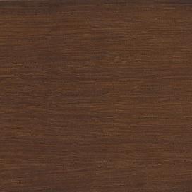 Oak stained walnut