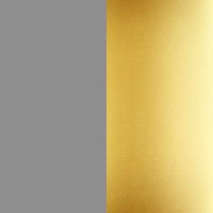 Grau-gold
