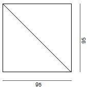 5101_ 95 x 7 x 95 cm