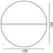 5102_ Ø 100 cm