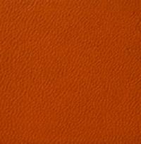 Leather Vintage_ Arancio