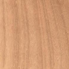 transparent varnished okoume