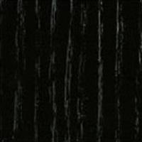 Frêne teinté charbon