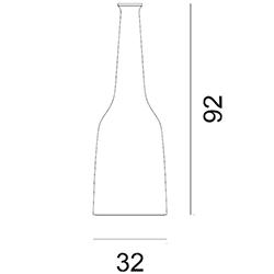 InOut 91_ 32 x H 92 cm