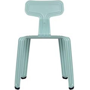 Pressed chair_ matt morning-dew-blue