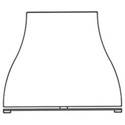 shape 1_ 50 x 15 x H 42,5 cm