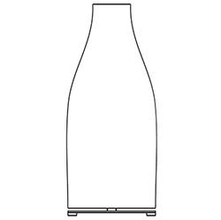 shape 3_ 30 x 15 x H 72,5 cm