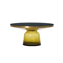 Bell Coffee_Brass/Topaz Yellow