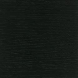 rovere, laccato jet black