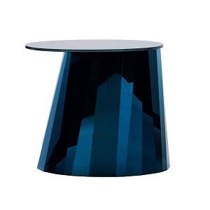Pli classicon side table milia shop - Wilmotte design ...