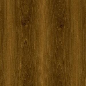 American black walnut in a medium walnut stain