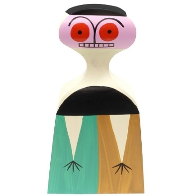 Wooden Doll No. 3