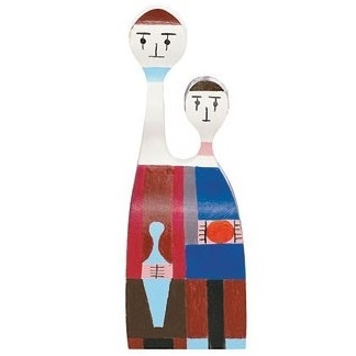 Wooden Doll No. 11