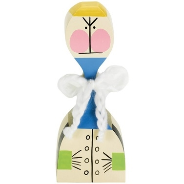 Wooden Doll No. 21