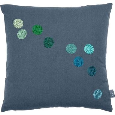 Dot Pillows_ grigio bluastro