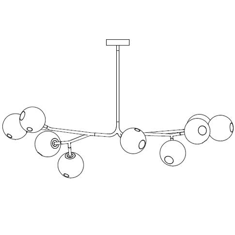 Bocci 28.9a.2 ( Armature )