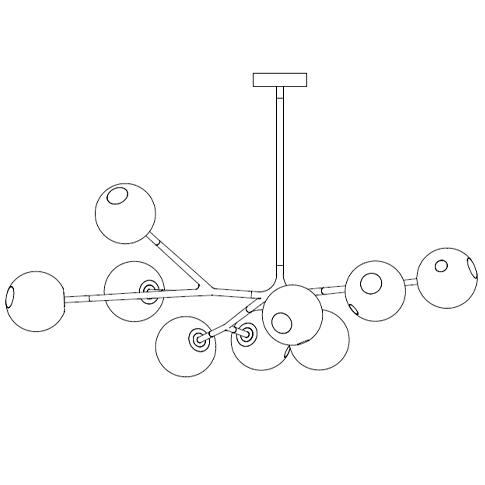 Bocci 28.9a.3 ( Armature )
