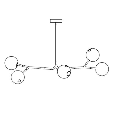 Bocci 28.5a.1 ( Armature )