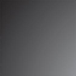 glossy jet black