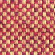 Trevira fabric B/orange