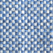 Trevira fabric E/blu
