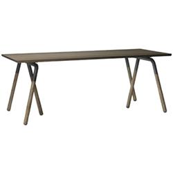 Table NA2_ roble aceitado ahumado