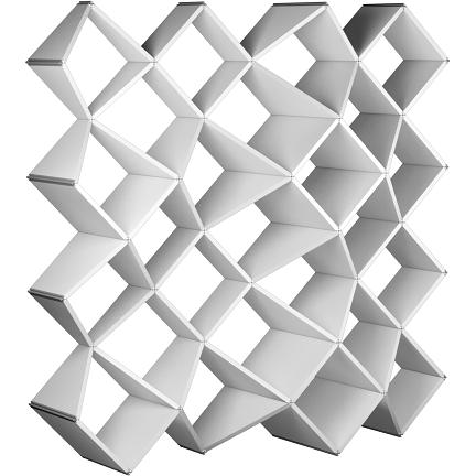 XMEdad5MIL_ 184.5 x 50 x H 184.5 cm