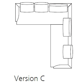 Prime Time Walter Knoll Modular Sofa Milia Shop