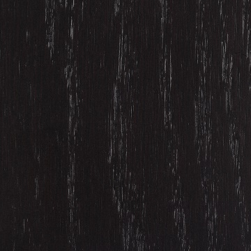 Black stained oak