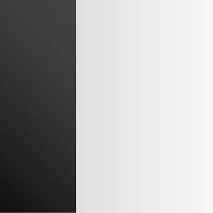 negro cromo / espejo gris