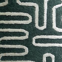 Pipes_GG04/E12 - Graugrün/Ecru