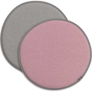 Seat Dots_ 15 pink/sierra grey, 18 light grey/sierra grey