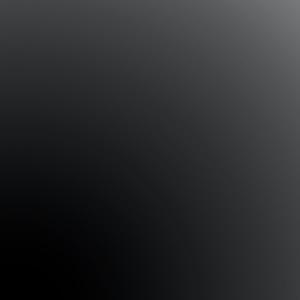 Cristallo verniciato nero