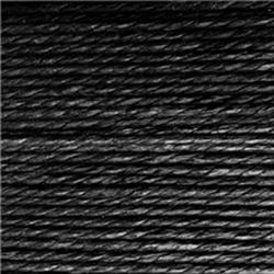 cuerdas de papel negro