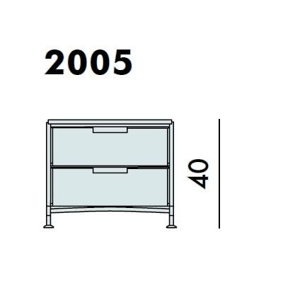 2005_ 49 x 40 x H 48 cm