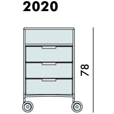 2020_ 49 x 47.5 x H 78 cm