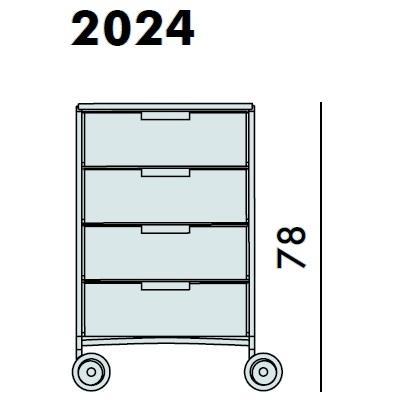 2024_ 49 x 47.5 x H 78 cm