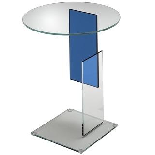 Extralight Klarglas/Blau