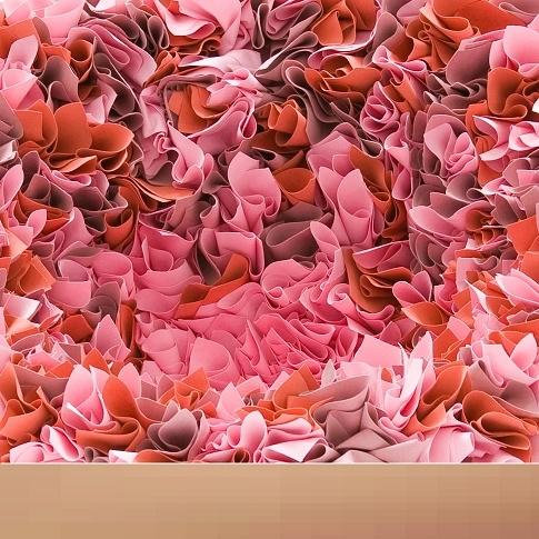 Bouquet_ B002 / COPPER high gloss