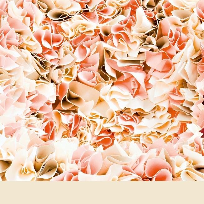 Bouquet_ B004 / RAL 1013 Blanc perle