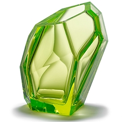 Crystal Rock Vase_Uranium