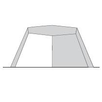 CA16A_5,87 x 4,8 x H 2,24/2,92 m
