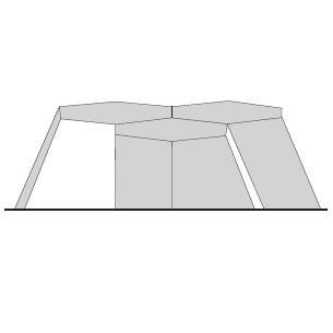 CA16E_9,45 x 9,84 x H 2,12/3,32 m