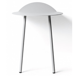 Yeh Wall Table Low_Light Grey