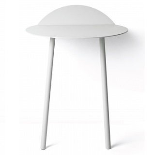 Yeh Wall Table Low_White