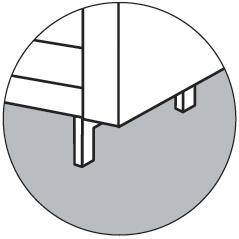 Metallspange