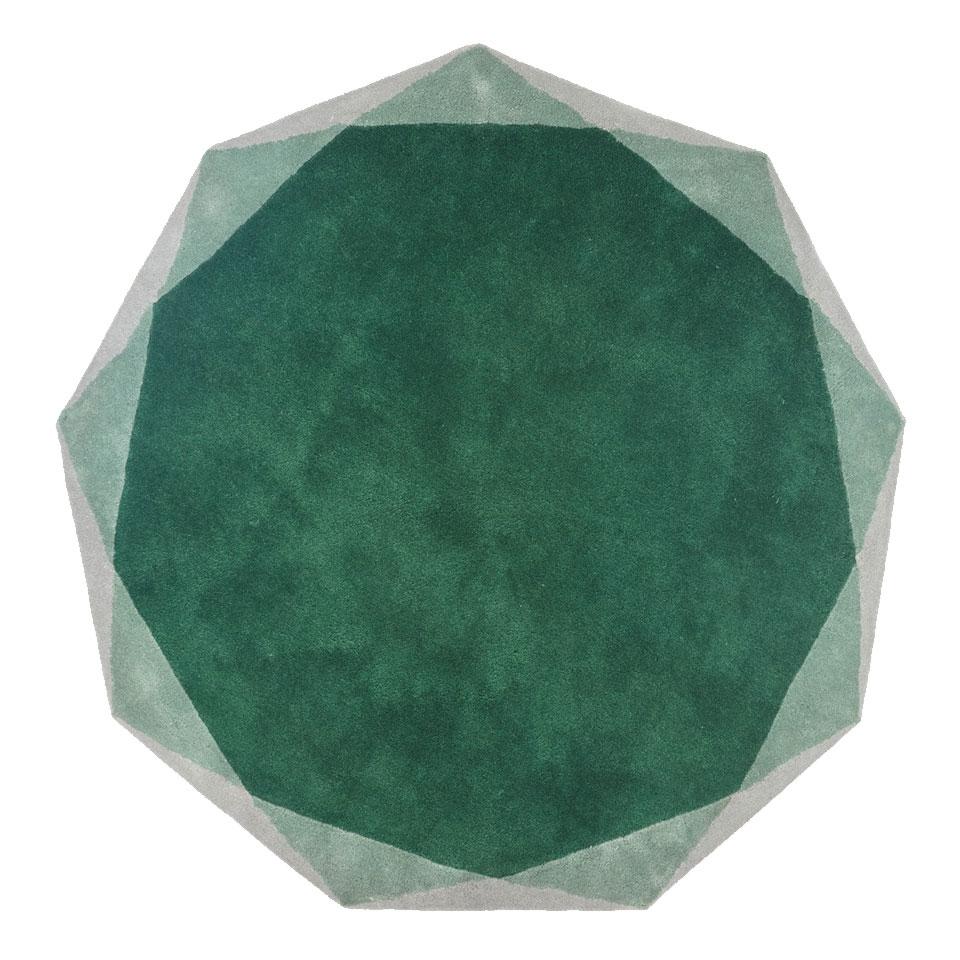 Stella Rug Emerald