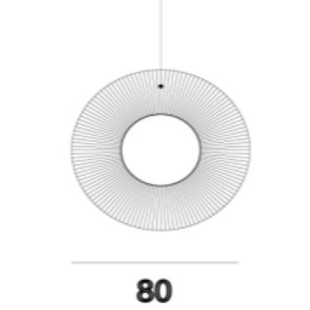 Iris_ Vertical ø 80 cm