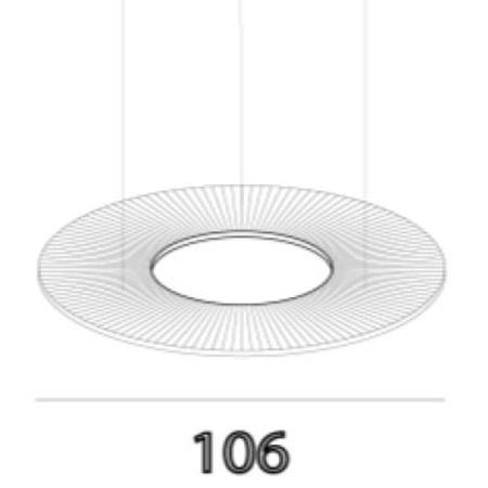 Iris_Horizontal ø 106 cm