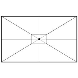 Rectangular_ 300 x 400 x H 284 cm